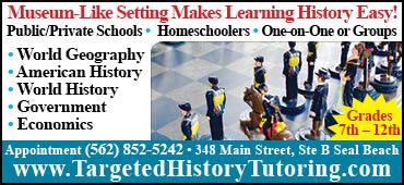Targeted History Tutoring
