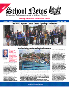Modernizing the Learning Environment The TUSD Aquatic Center Grand